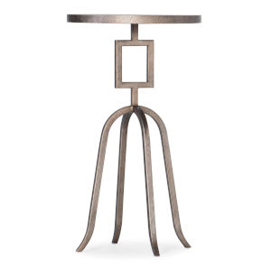 Alfresco Light Silver Martini Table