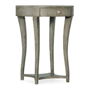 Alfresco Oyster One-Drawer Nightstand