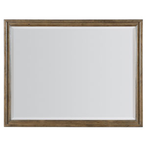 Montebello Carob Brown Mirror