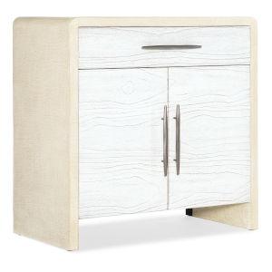 Cascade White Accent Cabinet