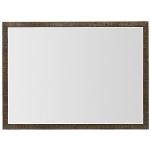 Miramar Carmel Gray Pierre Mirror