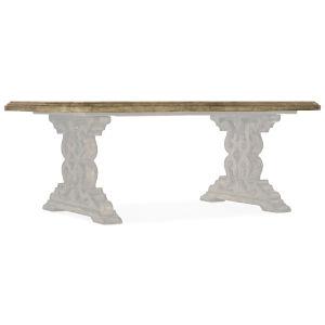 La Grange Barn Wood 86-Inch Console Table