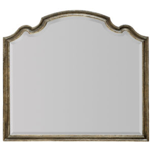 La Grange Wash Off 43 x 39 Inch Mirror