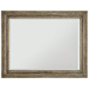 La Grange Wash Off 38 x 48 Inch Mirror