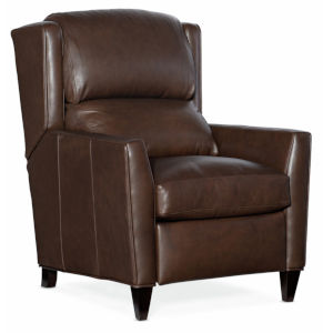 Samuel Brown 32-Inch Pushback High Leg Reclining Lounger