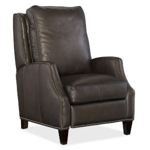 Kerley Distressed Brown Push Back Recliner