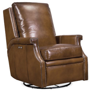 Collin Brown Swivel Glider Recliner