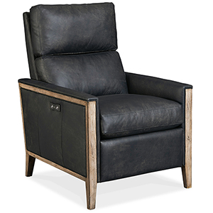 Fergeson Black Power Recliner