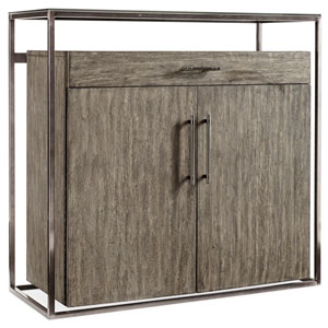 Curata Medium Wood Bar Cabinet