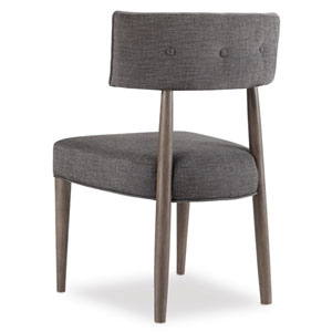 Curata Gray Upholstered Chair