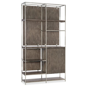 Storia 5-Shelf Bookcase