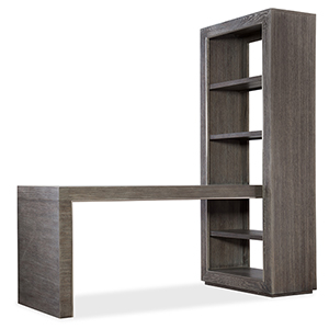 House Blend 60-Inch Peninsula Desk