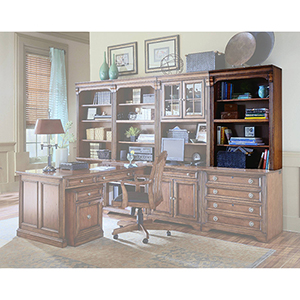 Brookhaven 32-Inch Open Hutch