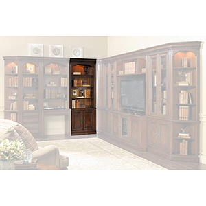 European Renaissance II 32-Inch Door Bookcase