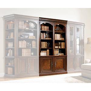 European Renaissance II 48-Inch Wall Bookcase