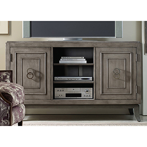 60-Inch Entertainment Console