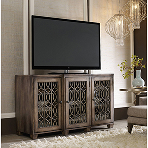 64-Inch Entertainment Console