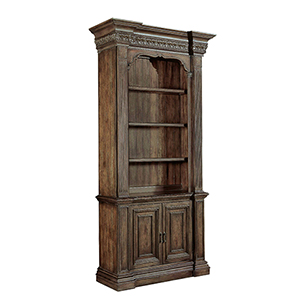 Rhapsody Medium Wood Bookcase