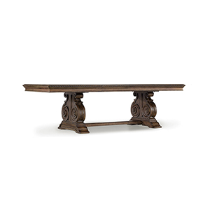 Magnussen Home Willoughby Rectangular Dining Table In