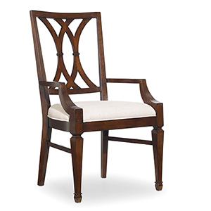Palisade Splat Back Arm Chair