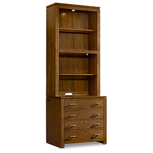 Viewpoint Wooden Lateral File