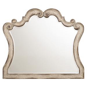Chatelet Light Wood Mirror
