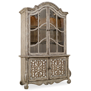 Chatelet Light Wood Hutch