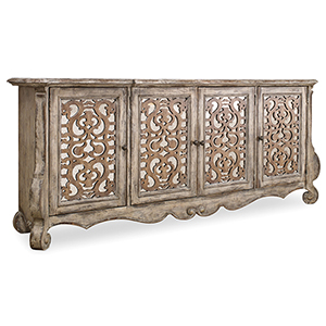 Chatelet Light Wood Credenza