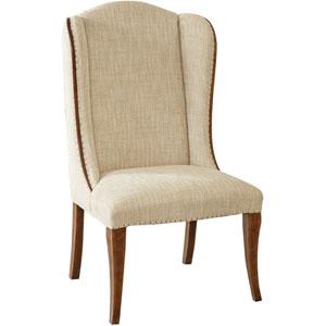 Archivist Beige Host Chair