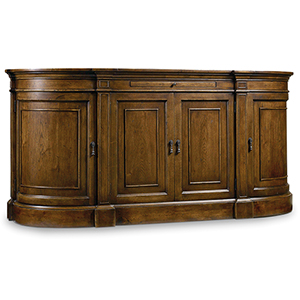 Archivist Dark Wood Sideboard