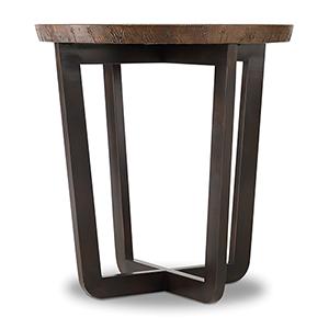 Parkcrest Round End Table