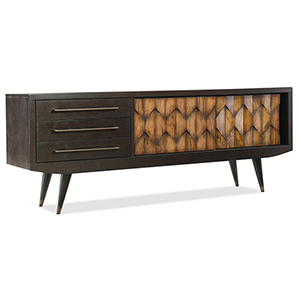 Savory 74-Inch Entertainment Console