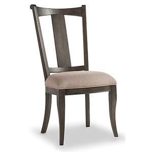 Vintage West Upholstered Splatback Side Chair