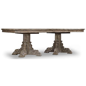 True Vintage Rectangle Dining Table
