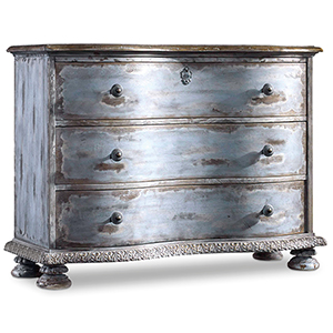 Chatelet Blue Chest