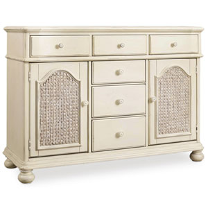 Sandcastle Buffet in Cream