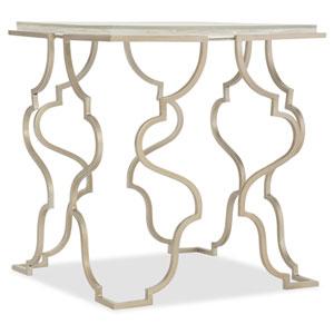 Melange Nia End Table