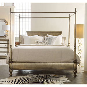 Montage Gold King Poster Bed