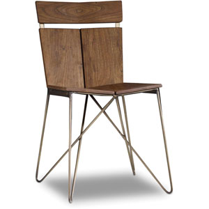 Wood and Metal Transcend Chair