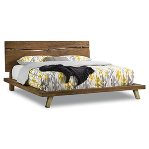 Transcend King Platform Bed