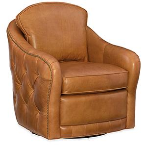 Hilton Swivel Club Chair