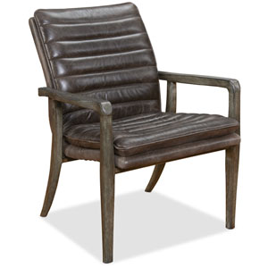 Langston Wood Frame Club Chair