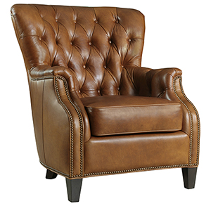 Hamrick Club Chair