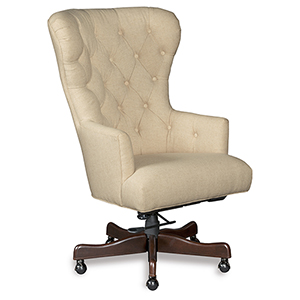 Katherine Ivory Home Office Chair