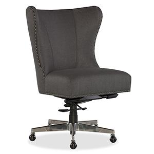 Juliet Gray Fabric Home Office Chair