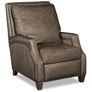 Caleigh Brown Leather Recliner