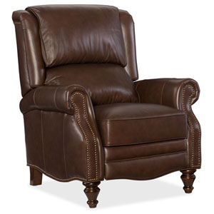 Clark Leather Recliner