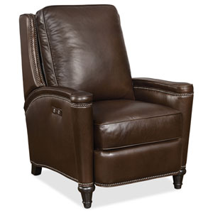 Rylea Dark Brown Power Recliner