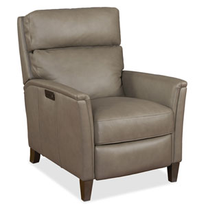 Guthrie Light Tan Power Recliner