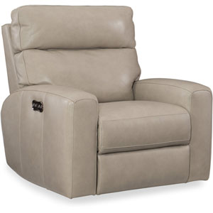 Mowry Power Motion Recliner with Power Headrest